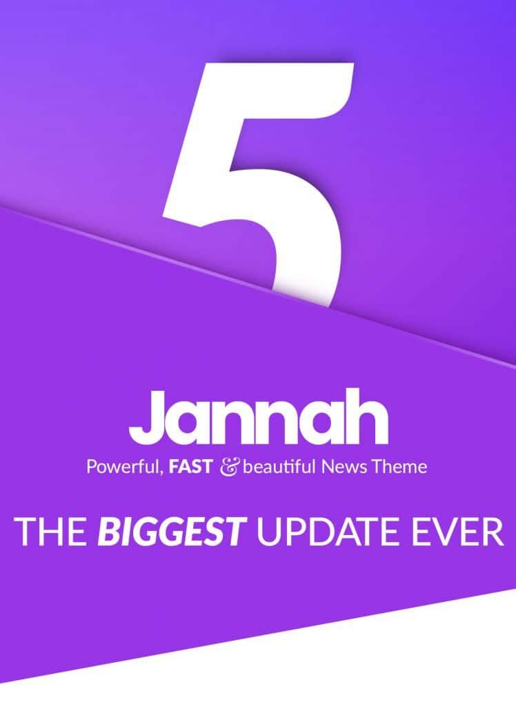Jannah Best Newspaper Magazine theme download