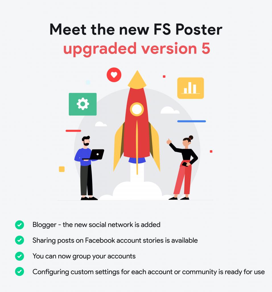 FS Poster WordPress Social Auto Poster